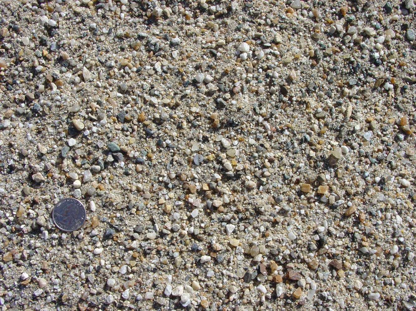 Sand - Washed Concrete ASTM C33