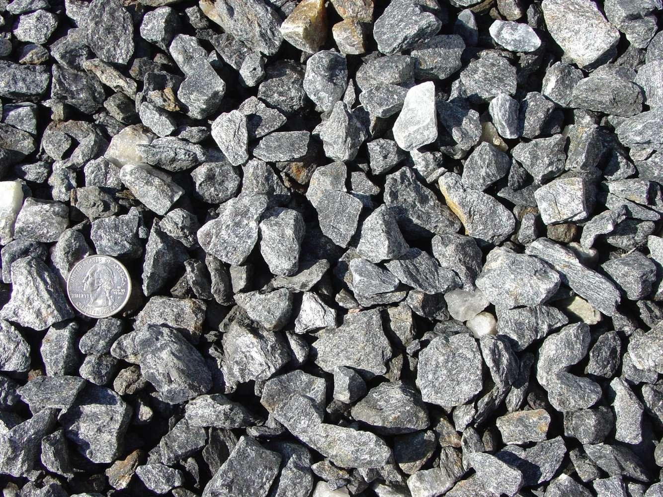 """Grey Stone 3/4"""""""